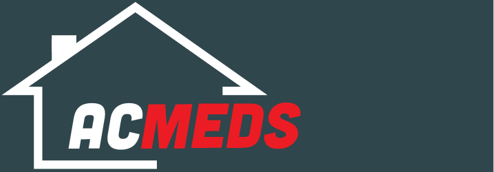 AC MEDS Drain Line Cleaner Footer Logo