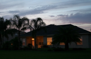 house in humid climate